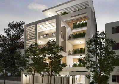 Multi-Storey Residential in Ano-Glyfada