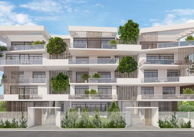 Residential Building in Kifissia